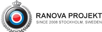Logotype Ranova Projekt